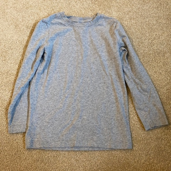 Primary long sleeve T 4-5